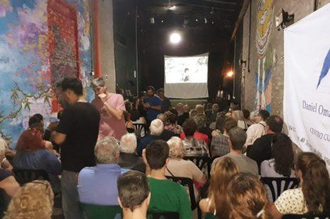 Presentaron «Milagro» en el Centro Cultural Favero