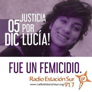 """""""Queremos que la Justicia nunca más culpe a la victima"""""""