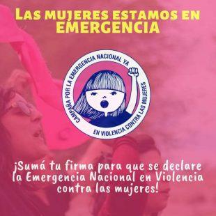 """Emergencia Nacional: """"Vamos a juntar firmas para exigirle a un gobierno que no hace nada"""""""