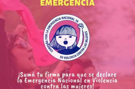 Emergencia Nacional: «Vamos a juntar firmas para exigirle a un gobierno que no hace nada»