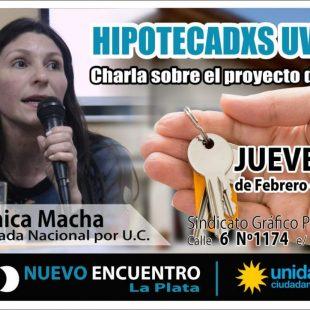 """Mónica Macha: """"Queremos construir la legitimidad de este proyecto de ley"""""""