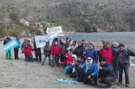 """Lago Escondido: """"Nos rescataron luego de detallarnos cómo era morir por hipotermia"""""""
