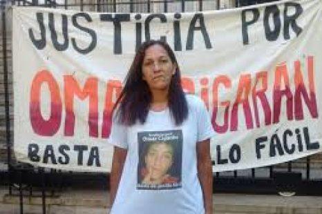 """Sandra Gómez: """"La muerte de Omar me destruyó la vida, pero también que nos falten los pibes"""""""