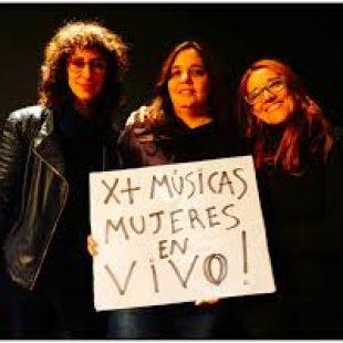 Cupo femenino en música: «Son las mujeres las que toman la voz ahora y van perdiendo el miedo a manifestarse»