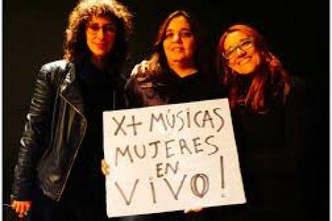 """Cupo femenino en música: """"Son las mujeres las que toman la voz ahora y van perdiendo el miedo a manifestarse"""""""