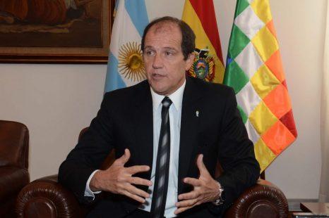 """""""Macri nunca usa de ejemplo el crecimiento económico de Bolivia"""""""