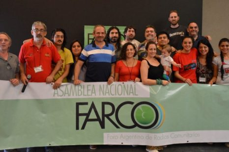 Radio Estación Sur reelegida para la presidencia de FARCO