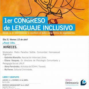 Lenguaje Inclusivo: «¿Por qué tenemos que seguir dependiendo lingüísticamente de España?»