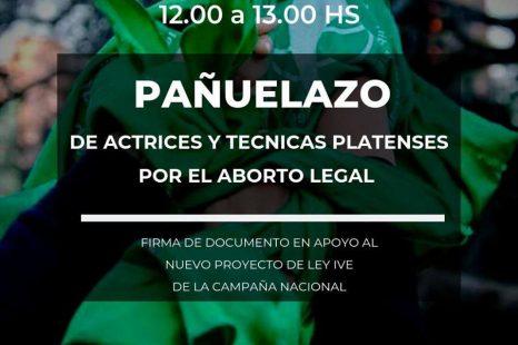 """""""Legalización del aborto quiere decir salud"""""""