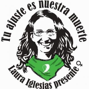Piden justicia por Laura Iglesias