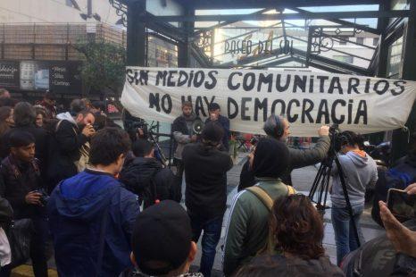 """Causa judicial contra medios comunitarios: """"es una locura y un alarde de poder"""""""