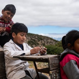 Memoria Escolar: retratos de educación rural