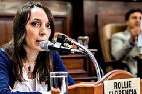 Florencia Rollie: «No hay voluntad de cambio»