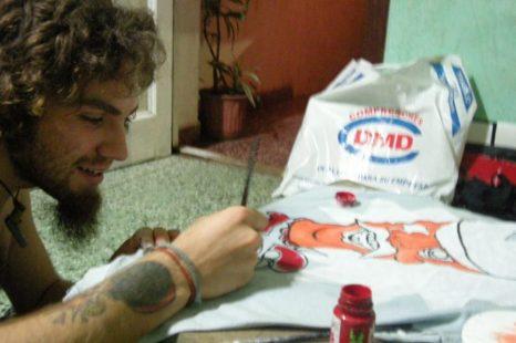 Jornada de memoria y lucha a 2 años de la desaparición de Santiago Maldonado