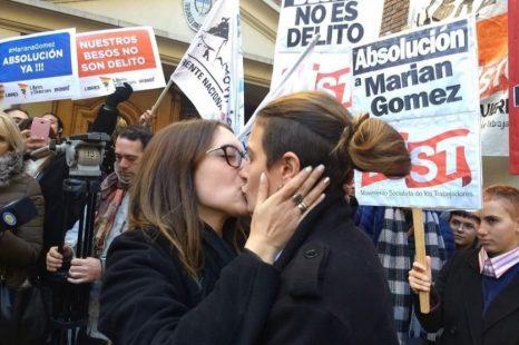 Rocio Girat:»Vemos todos los días como nos matan a las pibas, y ni a un femicida preso»
