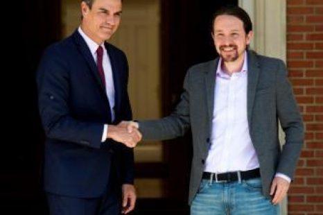 Nuevo gobierno en España y los insultos racistas de Trump