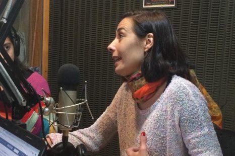 Paula Lambertini: «El objetivo de cambiemos es la degradación cultural de la política»
