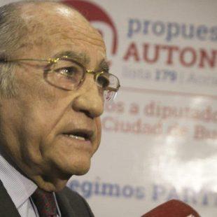"""Romero Feris """"Hay 30% de indecisos, los candidatos no interpretan a la gente"""""""