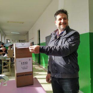 """Luis Arias: """"Hasta el momento han sido unas PASO fraternas"""""""