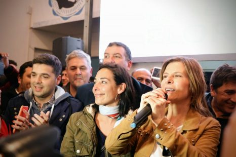 Saintout: «Sigamos celebrando. Esta es una gran victoria del pueblo»