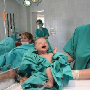 Marcha por una Ley del Ejercicio de la Obstetricia