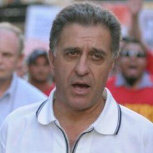 """NESTOR PITROLA: """"El jueves nos movilizamos por paritarias ante esta crisis"""""""
