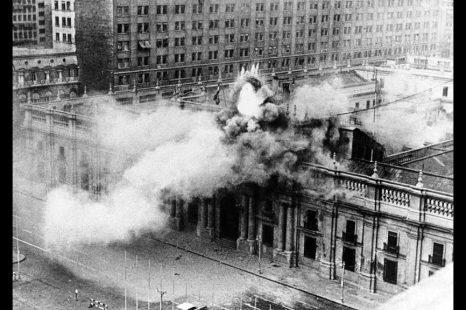 A 46 años del golpe en Chile