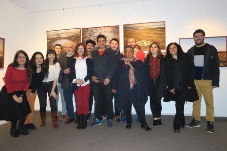 Se inauguró la muestra «Tiempo de los Ancestros»