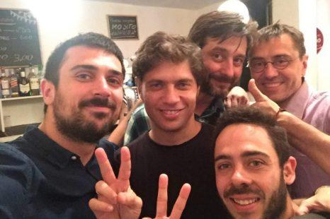 Alberto Fernandez en España: «Dejó en claro que hay que hacer política»