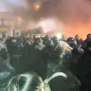 Paro nacional docente tras la represión en Comodoro Rivadavia