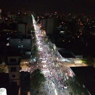 La marcha más grande de la historia de los 34 Encuentros: Transmisión especial de FARCO