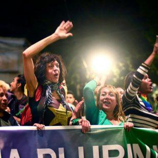 """""""El cierre del Encuentro fue el cambio de identidad a Plurinacional y de las disidencias"""""""