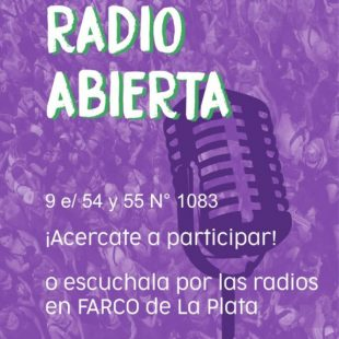 Escuchá en vivo la radio abierta comunitaria y plurinacional de FARCO