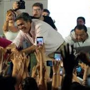 Jorge Capitanich fue elegido gobernador en Chaco