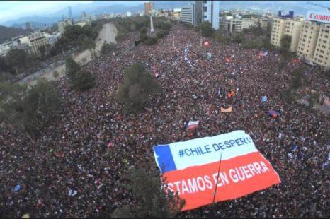 CHILE DESPERTÓ: «Piñera reconoció las muertes, las detenciones, los abusos, pero no reconoce los reclamos»