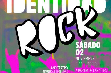 Rock por la identidad