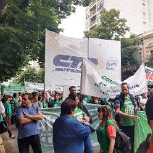 «El gobierno de Vidal deja en total incertidumbre la continuidad laboral de 11000 trabajadores»