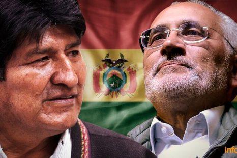 «En Bolivia se inició un Golpe de Estado»