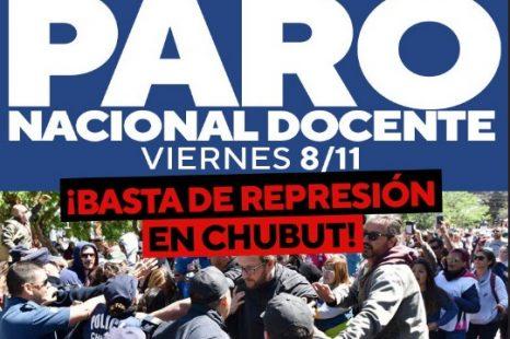 «La resistencia docente está unida contra la precarización»