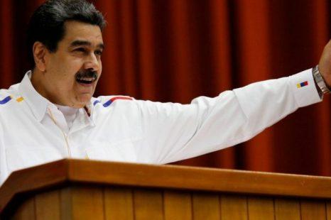 Nicolas Maduro anunció la reactivación del Astillero Río Santiago