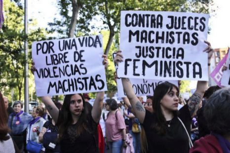 Dia Internacional para la Eliminación de las Violencias contra las Mujeres