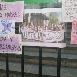 Juicio por el femicidio de Lucía Ríos Muller
