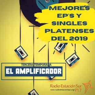 Mejores EPs y singles platenses 2019