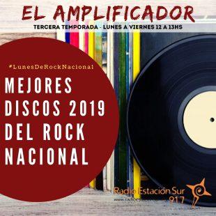 Mejores discos 2019 del Rock Nacional