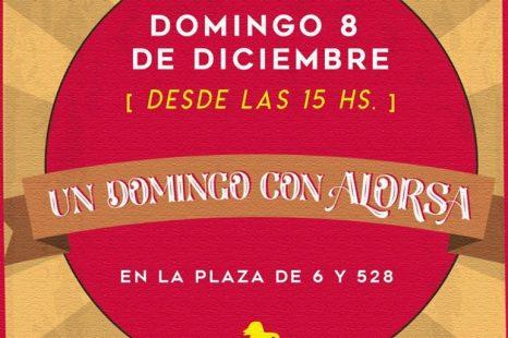 Se viene una nueva edición de «Un Domingo Con Alorsa»