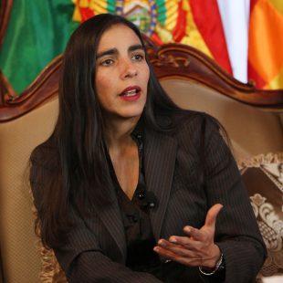 """Gabriela Montaño: """"No nos olvidemos nunca que esta dictadura se llevó la vida de 36 personas"""""""