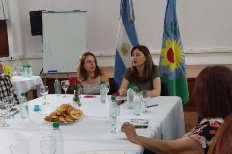 «La mirada transversal del género ya está en camino en la provincia»