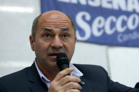 Mario Secco: «No podemos esperar un caso confirmado»