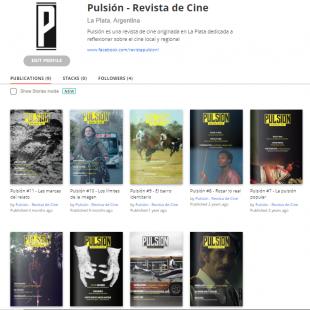 La revista de cine PULSIÓN libera sus números on-line