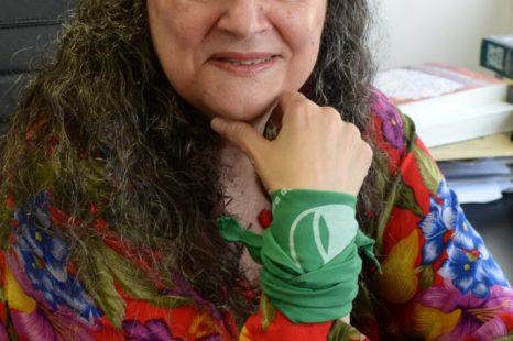 """Diana Maffia: """"Hay más crueldad, y el hecho de recurrir a la justicia no asegura protección"""""""